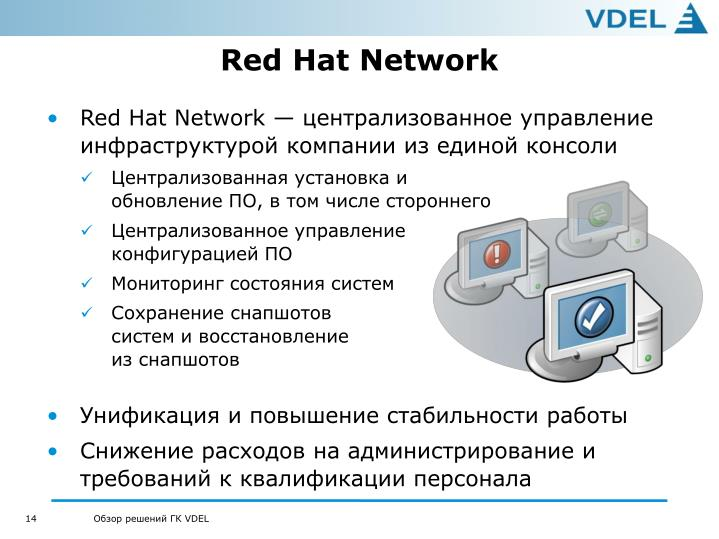 Red Hat Network