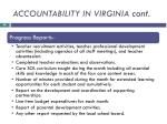 accountability in virginia cont1