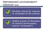 performance accountability checklist cont2