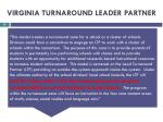 virginia turnaround leader partner1