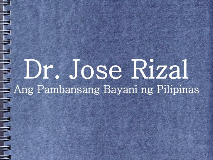 analysis of my home by jose rizal Free essays on my home by dr jose rizal get help with your writing 1 through 30.