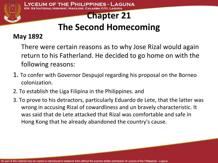 chapter 20 rizal