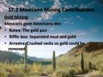 17 2 mexicano mining contributions