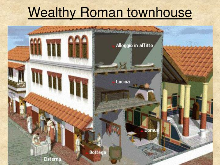 roman architecture living in an insula About us in roman architecture, an insula (latin for island, plural insulae) was a kind of apartment building that housed most of the urban citizen population of.