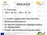 innoaxis9
