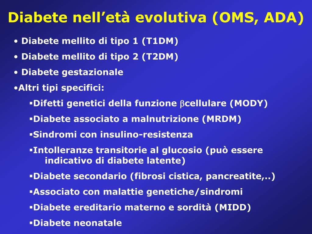 il diabete mellito di tipo 2 è ereditario