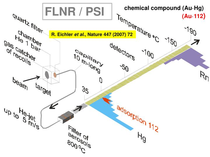 FLNR / PSI