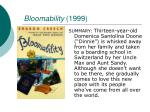 bloomability 1999