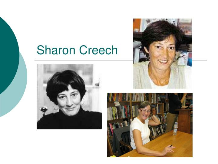sharon creech n.