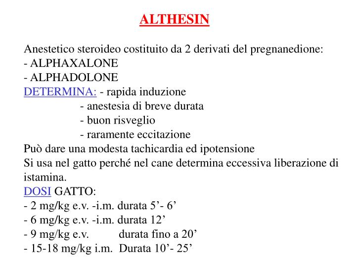 ALTHESIN