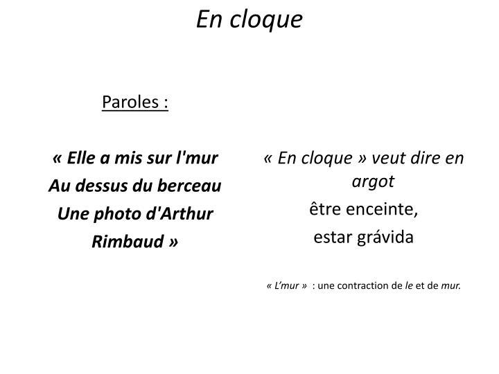 En cloque1