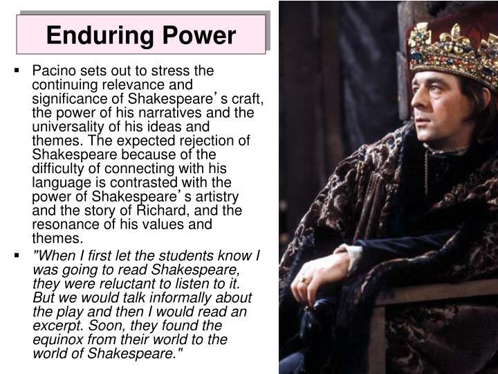Enduring Power