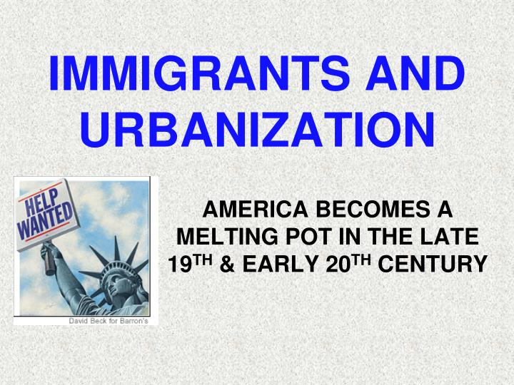 the issue of immigration in the late 19th and early 20th centuries Arrived in the us during the late-19th and early-20th century tended to settle in the northeast what issue was at the heart of new york times v united stateslibelsymbolic speechcivil which supreme court case had the greatest impact on race relations in the united states in the late 1800's.