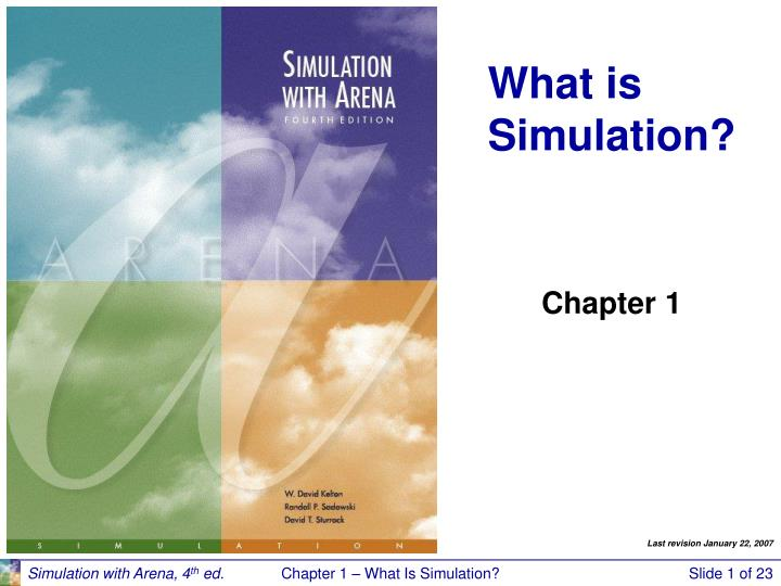 PPT - What is Simulation? PowerPoint Presentation - ID:4783561