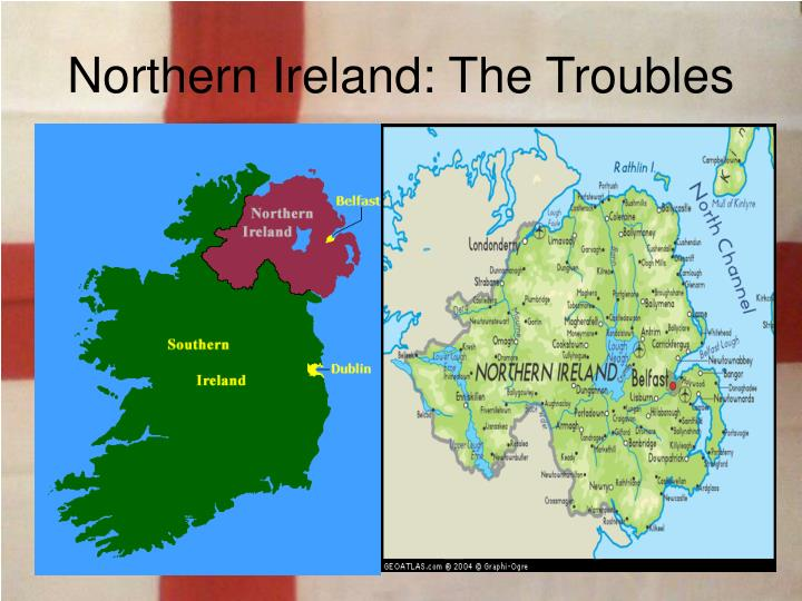 Northern ireland the troubles