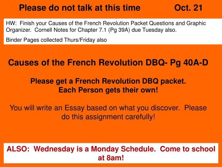 was the french revolution a success essay