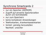 synchrone smartcards 2