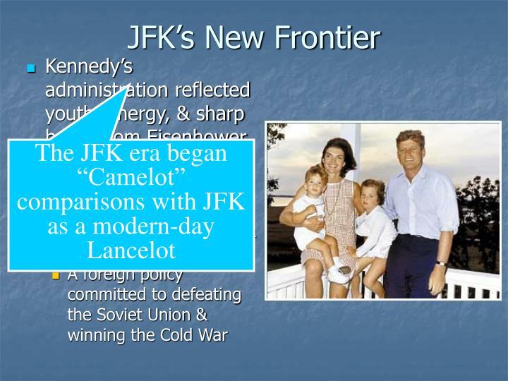 JFK's New Frontier