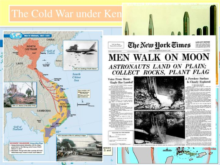 The Cold War: 1948-1975