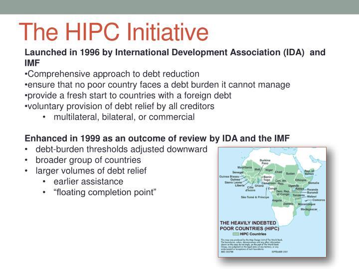 The HIPC Initiative