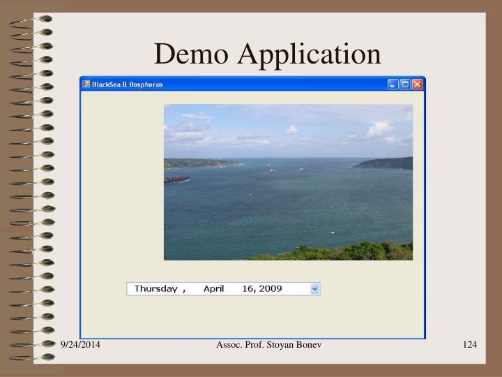 Demo Application