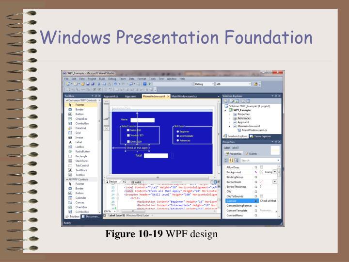 Windows Presentation Foundation