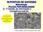 10 pontos de sucesso metodologia pol cia por resultados5