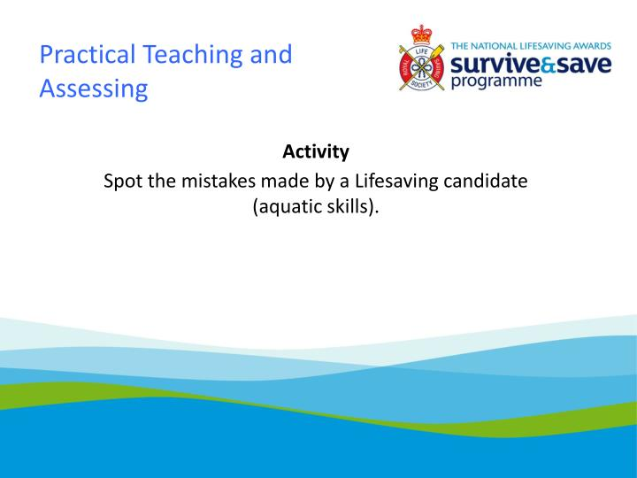 Practical Teaching and