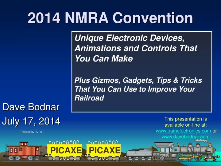 2014 nmra convention n.