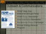 outreach communications