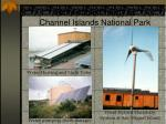 renewable energy at channel islands national park
