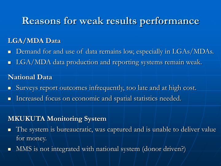 LGA/MDA Data