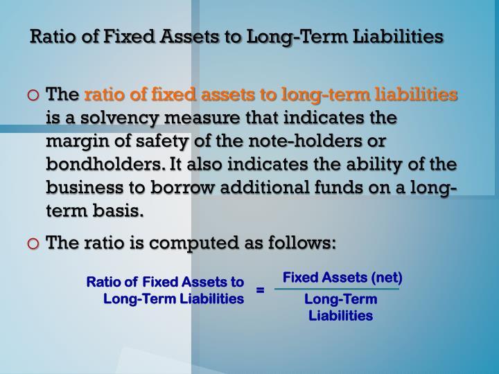 Fixed Assets (net)