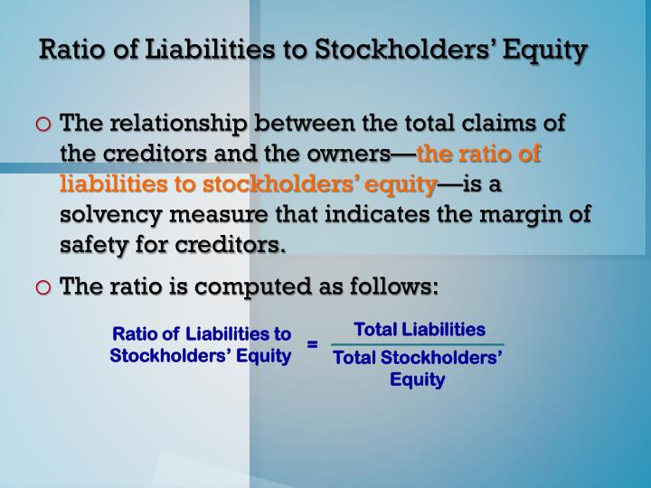 Total Liabilities