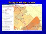 background map layers