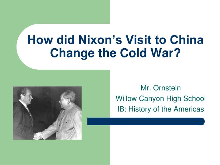 ib history how the war of Ib history notes home the cold war to roosevelt's more conciliatory policies thus this conference marks one of the early ideological conflicts of the cold war.