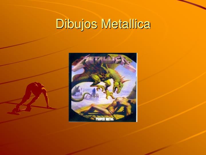 Dibujos Metallica