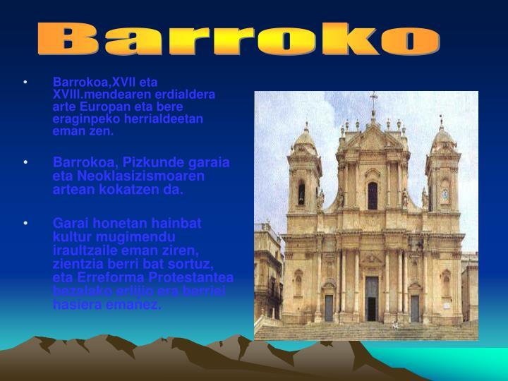 Barroko