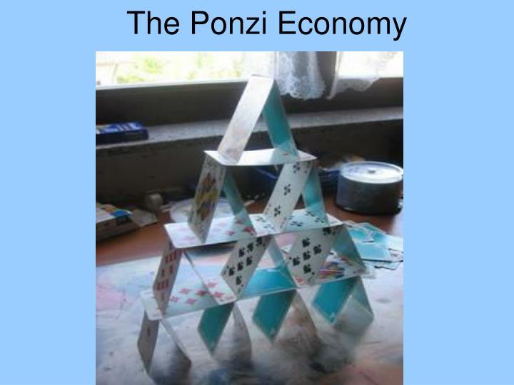 The Ponzi Economy