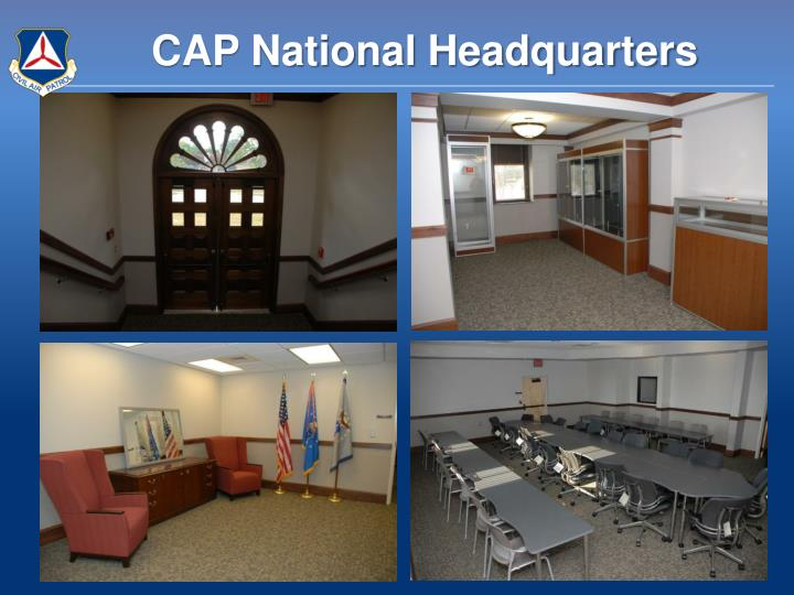 PPT - National CAP Briefing from EX and CC PowerPoint Presentation ... 9bf8cc28f3e