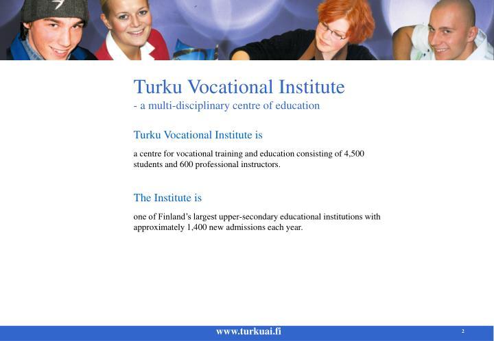 Turku Vocational Institute