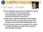 case study canada
