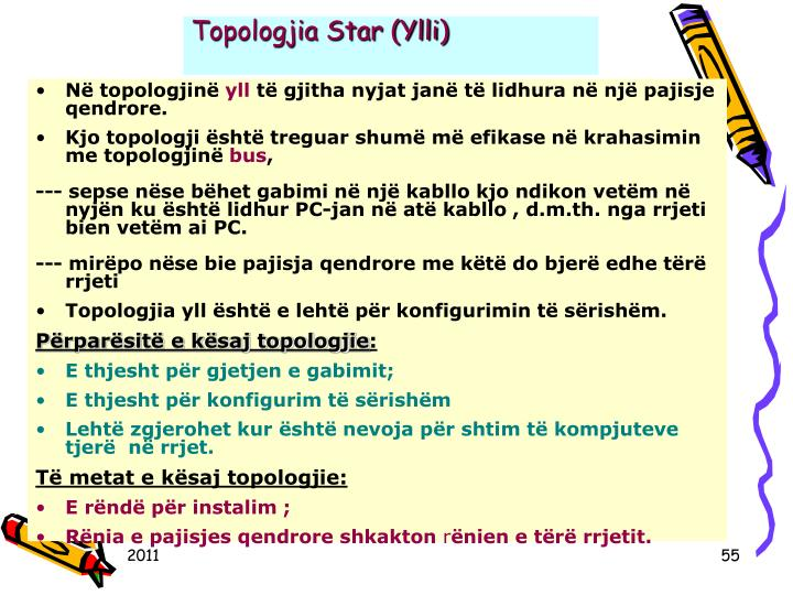 Topologjia Star (Ylli)