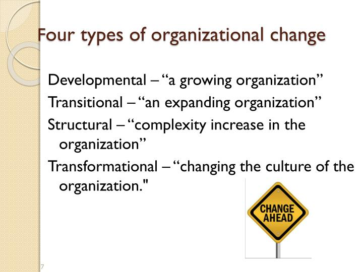 describe each of the four kinds of organizational change that can be promoted with information techn No doubt you can think of others on all of these levels, especially since modern technology has allowed us a near-constant stream of information about the quest for social change around the world local.
