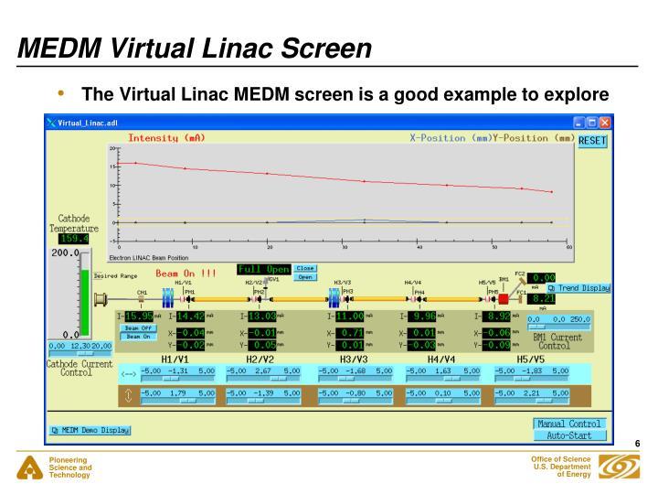 MEDM Virtual