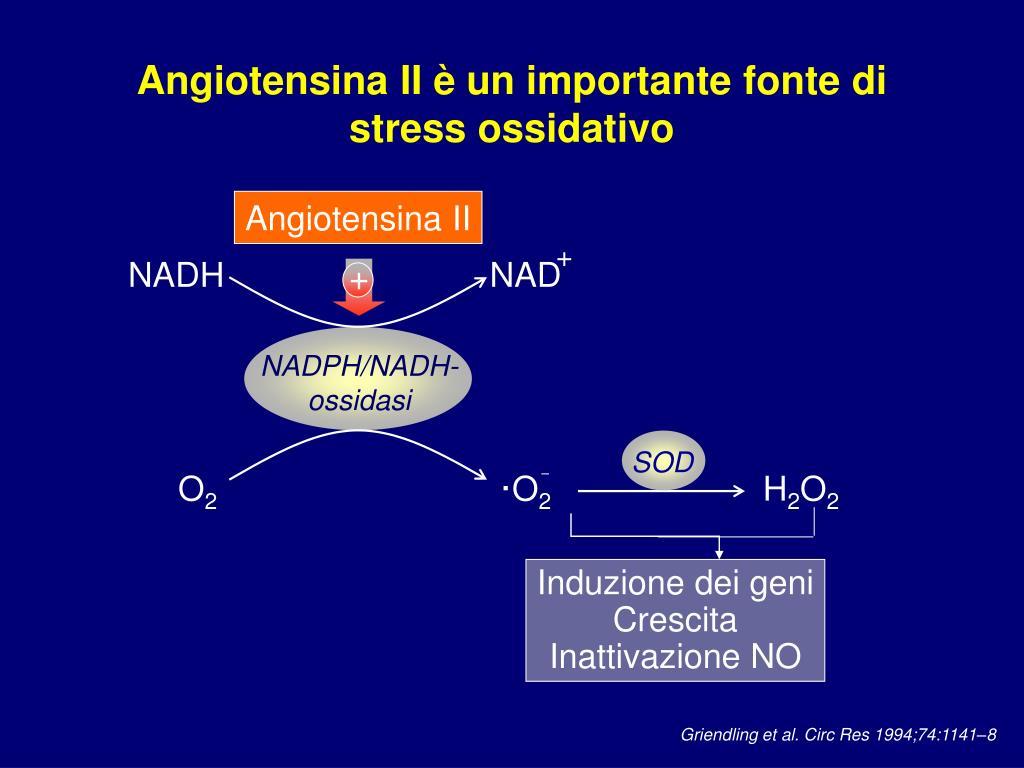 PPT - Ipertensione e aterosclerosi PowerPoint Presentation..