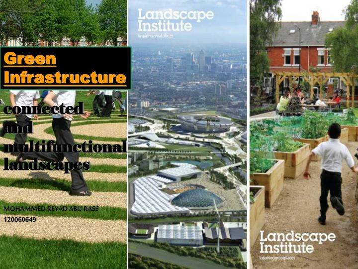 Connected and multifunctional landscapes