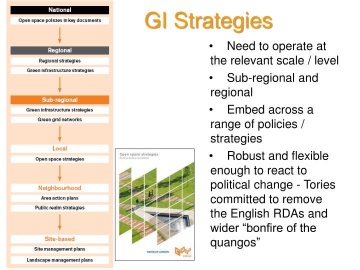 GI Strategies