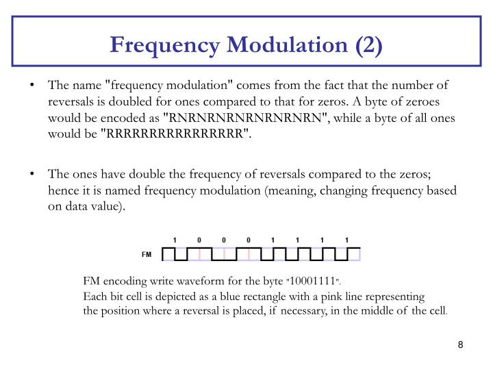 Frequency Modulation (2)
