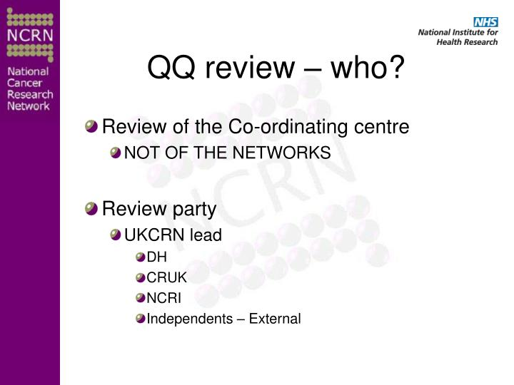 Qq review who